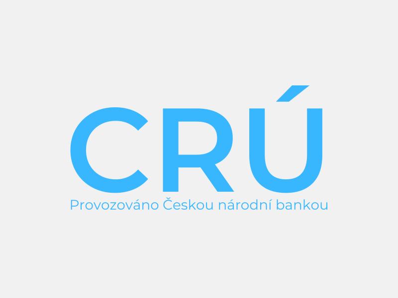 CRÚ - návod na výpis z bankovního registru